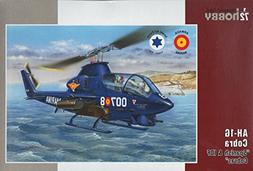 Special Hobby AH1G Cobra Helicopter Plastic Model Kit with S