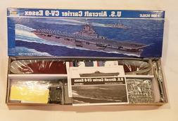 Trumpeter Aircraft Carrier USS Essex CV-9 #05602 #5602 1/350