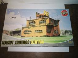 AIRFIX   AIRFIELD CONTROL TOWER  MODEL KIT  2008 UNBUILT IN