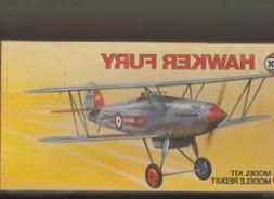 AIRFIX-HAWKER FURY MODEL KIT  1/48 SCALE UNOPENED