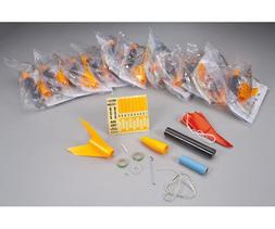 Estes Alpha III Rocket Bulk Pack