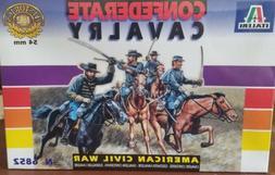 Italeri American Civil War Confederate Cavalry 16 figure mod