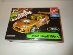 AMT Ertl 1993 toyota supra the fast and the furious 1:25 Mod