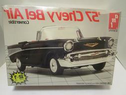AMT ERTL '57 CHEVY BEL AIR CONVERTIBLE 1/16 SCALE MODEL KIT