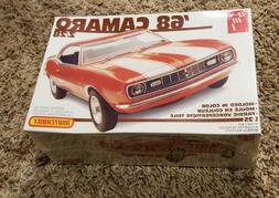 AMT '68 Chevy Camaro Z/28 model kit #PK-4173 SEALED Matchbox