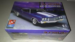 AMT/ERTL 1:25 Scale Model Kit 31790 - 1970 CHEVROLET CHEVELL