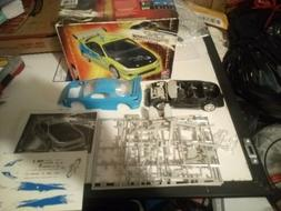 AMT ERTL Fast and the Furious Mitsubishi Eclipse 1/25 Diecas