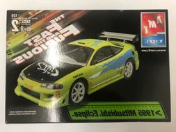 AMT ERTL The Fast And The Furious 1995 MITSUBISHI ECLIPSE Mo