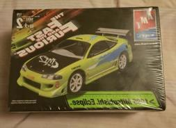 AMT /ERTL THE  FAST AND THE FURIOUS 1995 MITSUBISHI ECLIPSE