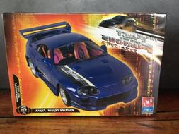 AMT /ERTL THE  FAST AND THE FURIOUS VEILSIDE TOYOTA SUPRA