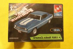 AMT / ERTL THE FAST AND THE FURIOUS 1969 CHEVY YENKO CAMARO