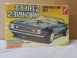 AMT/Matchbox 1:25 1968 68 Camaro Z28 Street Machines Plastic
