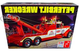 AMT PETERBILT 359 WRECKER 1/25 SCALE MODEL TRUCK KIT