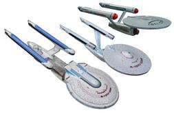 Round 2 AMT ST Enterprise Set  NCC1701, 1701A, 1701B 1:2500