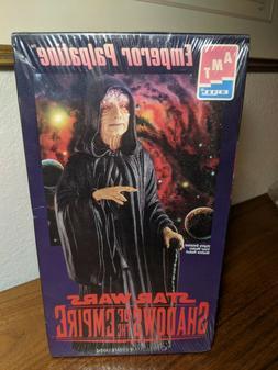 AMT Star Wars EMPEROR PALPATINE Figure Vinyl Model Kit #8258
