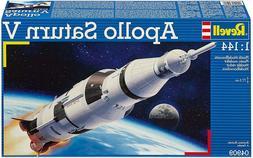 Revell Apollo 11 Saturn V Scale: 1:144 Plastic Model Kit - N