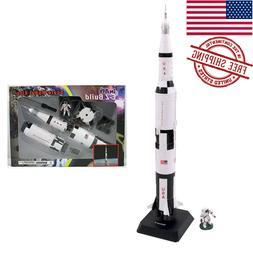 Apollo Saturn Rocket Model V Kit New Kits Open Box Other