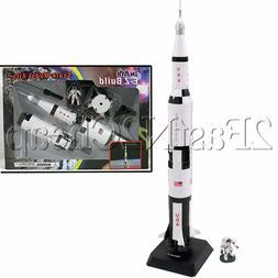 Apollo Saturn Rocket Model V Kit New Kits 14 INCH Tall Reali
