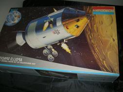 Monogram Apollo Spacecraft 1/32 Scale NEW - SEALED Model # 6