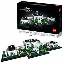 Architecture Collection: The White House 21054 Model Buildin