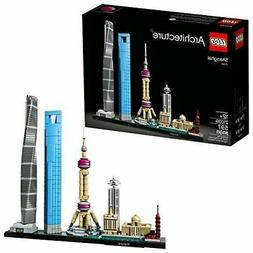 LEGO Architecture Shanghai 21039 Building Kit