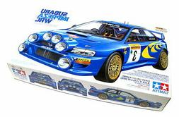 Tamiya Automotive Model 1/24 Car SUBARU Impreza WRC 98 Monte