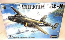 B-25J Mitchell Model Plane - 1:48 Scale Revell - Plastic Kit