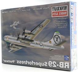 "Minicraft B-29 Superfortress ""Postwar"" 1/144 Plastic Model P"
