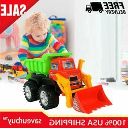 Baby Toy Cars For Toddler Push Car Cool Excavator Bulldozer