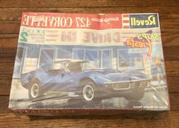 Revell Baldwin-Motion 427 Corvette Skip's Fiesta Drive-In 1: