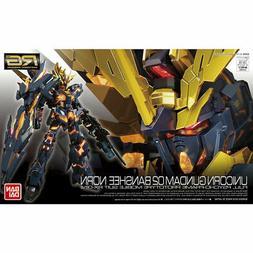 Bandai Gundam UC Unicorn 02 Banshee Norn Real Grade RG 1/144