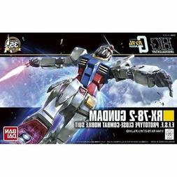 BANDAI HG Mobile Suit 1/144 RX-78-2 Gundam REVIVE Ver. HGUC