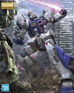 Bandai Hobby Gundam NT-1 Alex Ver. 2.0 MG 1/100 Model Kit In