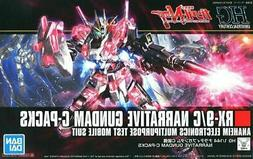 Bandai Hobby Gundam NT Narrative Gundam C-Packs HG 1/144 Mod