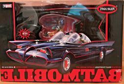Batmobile From The 1966 Series Polar Lights Plastic Model Sn