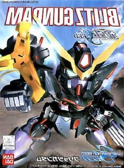 Bandai Hobby BB#264 Blitz Gundam SD Action Figure