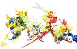 Bandai Hobby BB Gokoshou Gundam Ryuukihou 5 Set Bandai SD Ac