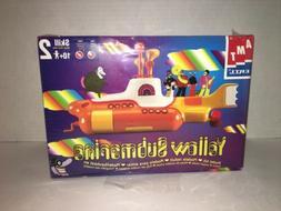 """Beatles """"YELLOW SUBMARINE"""" Model Kit - NEW & SEALED"""