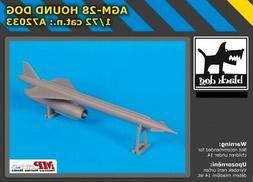 Blackdog Models 1/72 AGM-28 HOUND DOG Supersonic Cruise Miss