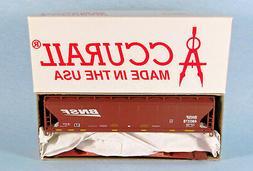 ACCURAIL BNSF Modern ACF 3-Bay CVD Hopper  1/87 HO Scale Mod