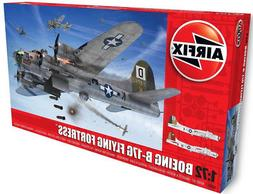 Airfix Boeing B-17G Flying Fortress 1:72 Plastic Model Airpl