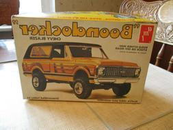 AMT Boondocker Chevy Blazer Unbuilt Model Car Kit # T200 197