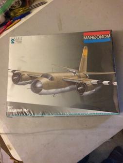 Brand New Monogram 1:48 B-26 Marauder Plastic Model Aircraft