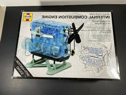 Brand New Haynes Build Your Own Internal Combustion Engine M