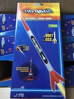 Brand New! Snap-On Tools Estes Model Rocket Launch Set SSX15