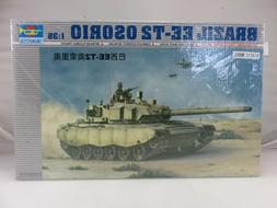 Trumpeter BRAZIL EE-T2 OSORIO Tank 1/35 Scale Model Kit MM-0
