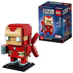 LEGO BrickHeadz Iron Man MK50 41604 Building Kit