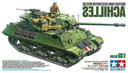 Tamiya British M10 IIC Achilles Tank Destroyer 1:35 scale mo