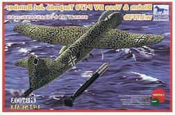 Bronco 7003 WWII Blohm & Voss BV P.178 Torpedo Dive Bomber J