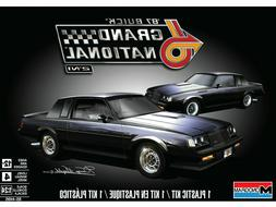 Revell Buick Grand National 2N1 GNX 1:24 scale model kit new